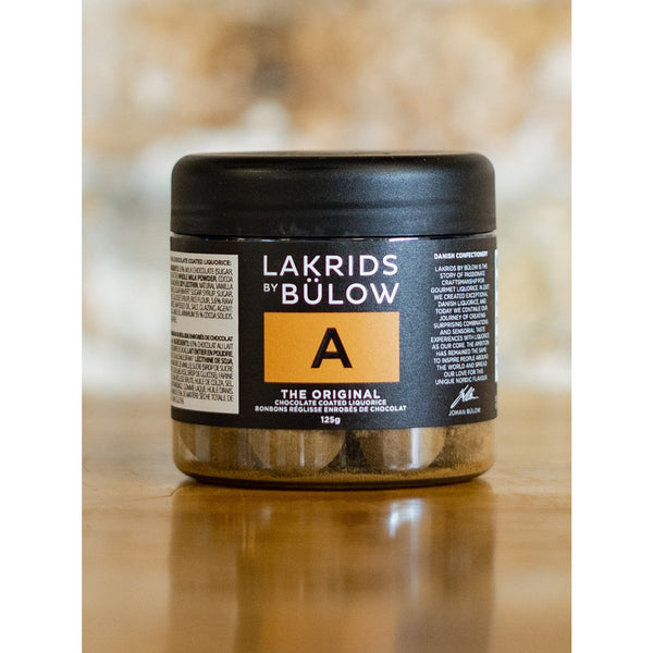 A -THE ORIGINAL, LAKRIDS BY BULOW