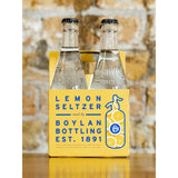 LEMON SELTZER, BOYLAN NATURAL SODA