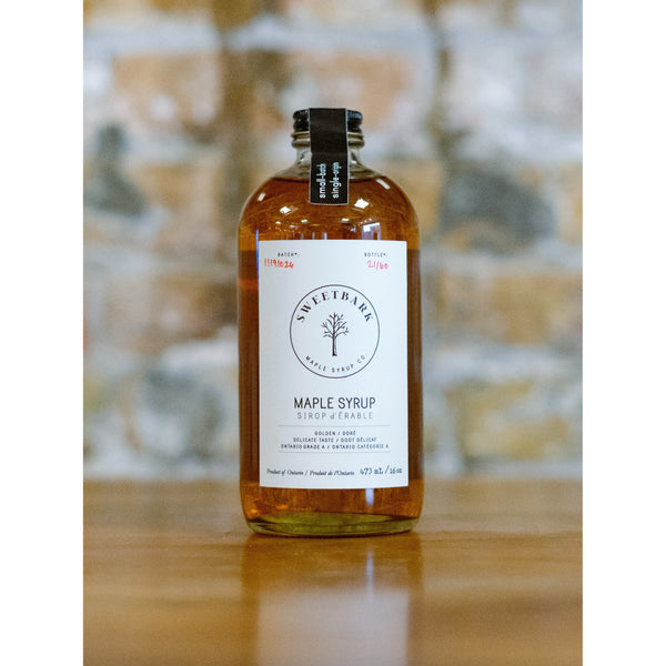 Sweet Bark Maple Syrup - 237ml