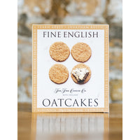 FINE ENGLISH OATCAKE ROUNDS, THE FINE CHEESE CO