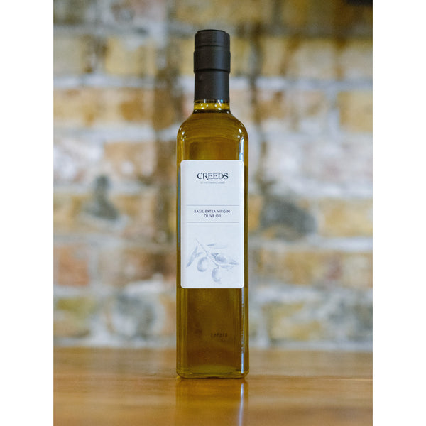 BASIL OLIVE OIL, 500ml