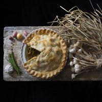 CURRIED LAMB POT PIE