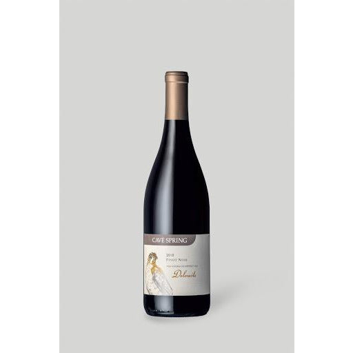 PINOT NOIR, DOLEMITE, CAVE SPRINGS, 2018