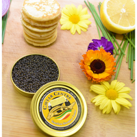 VENETIAN STURGEON CAVIAR FROM ITALY - 30g