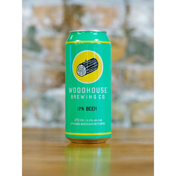 WOODHOUSE BEER, IPA