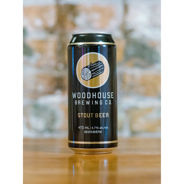WOODHOUSE BEER,STOUT