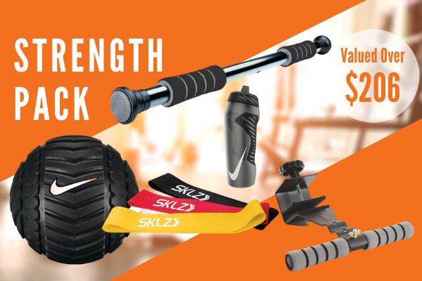 Win a Home Fitness Strength Pack! - Closed