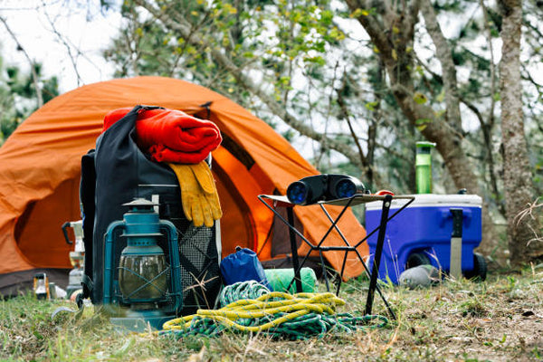 How Much Camping Gear Is Too Much?