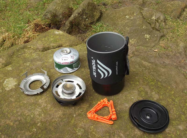 Jetboil Takes A Load Off