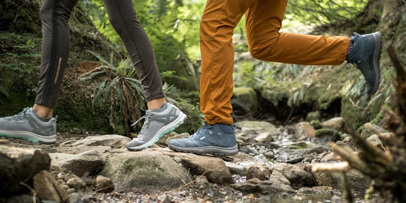 Consider Hiking Shoes Instead Of Boots For Day Walks
