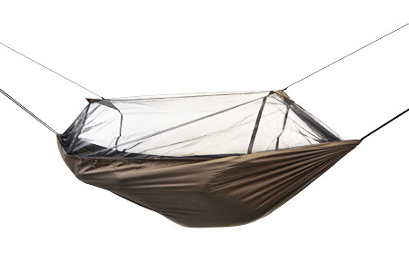 dd hammocks frontline hammock   coyote brown dd hammocks camping and travel hammocks and tarps   gearshop nz  rh   gearshop co nz