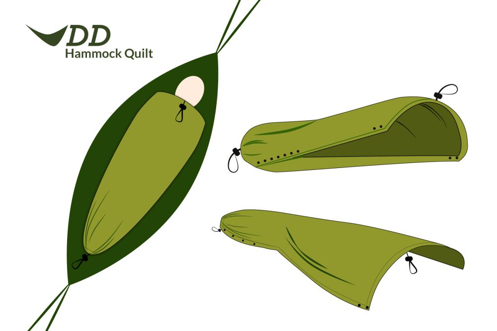 specs  size   fy for people up to 6ft 5ins  colour  olive green weight  875g  includes   pression sack dd hammocks   hammock quilt   gearshop nz  rh   gearshop co nz