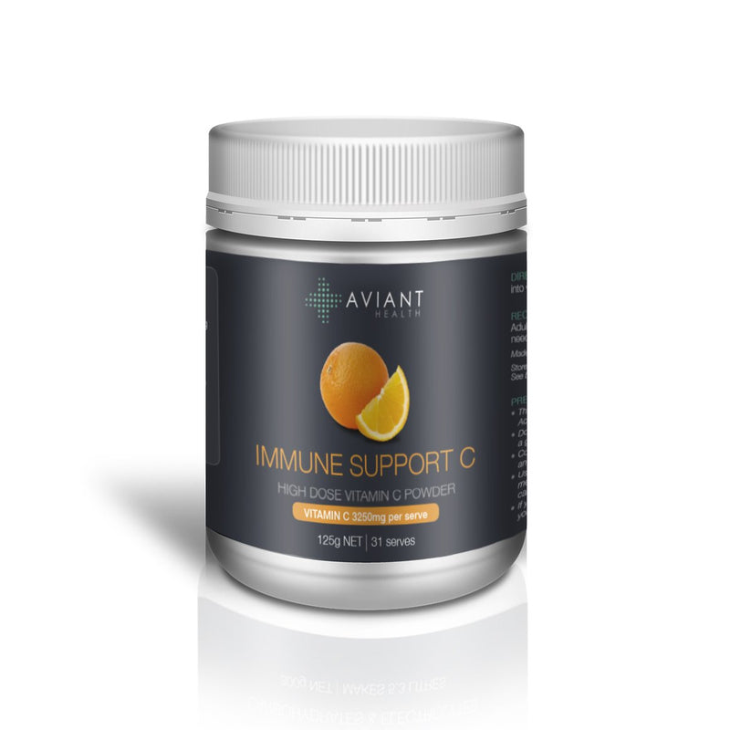 Aviant Immune Support C- High Dose Vitamin C Powder