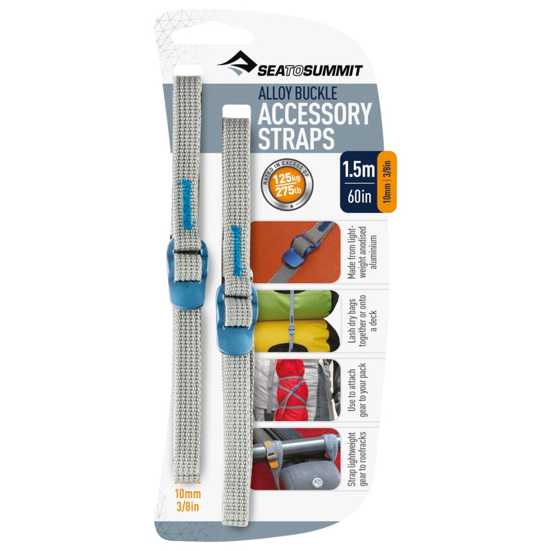 Sea to Summit Accessory Strap, Alloy Buckle, 10mm