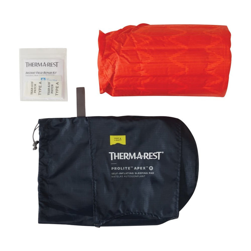 Thermarest Prolite Apex WV Mat, Heat Wave