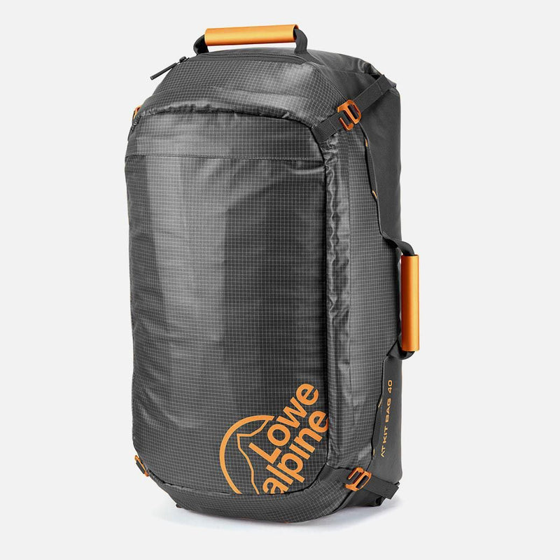 Lowe Alpine AT Kit Bag 40, Anthracite/Tangerine