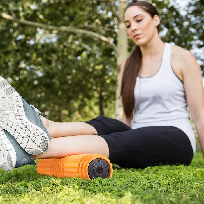Triggerpoint Grid Vibe Vibrating Foam Roller Plus