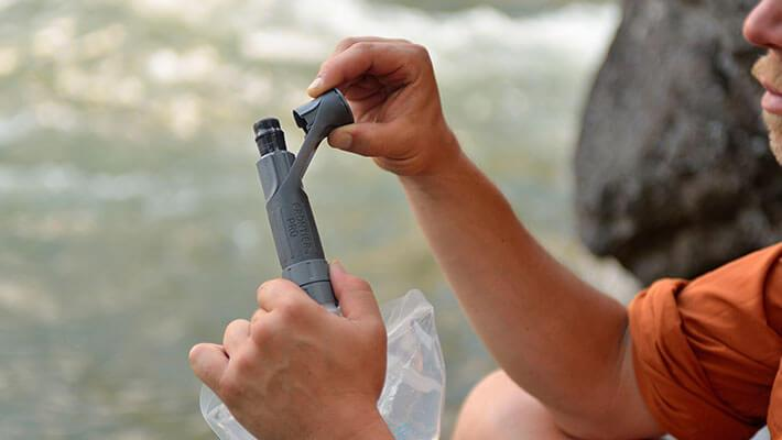 Aquamira Frontier Pro Portable Water Filter