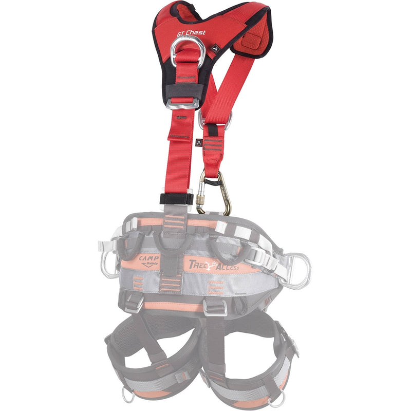 Camp Safety GT Chest Harness