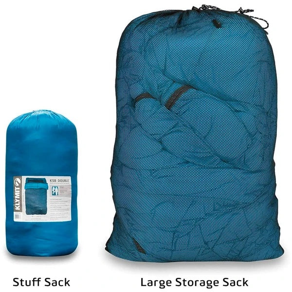 Klymit KSB Double Down Sleeping Bag
