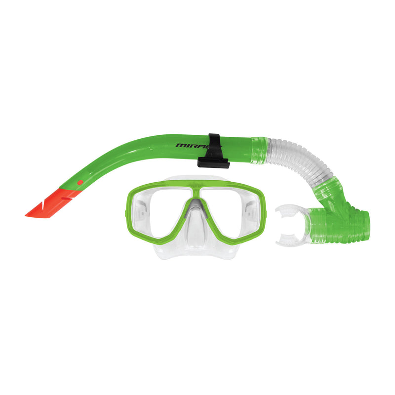 Mirage Cruise Mask & Snorkel Set