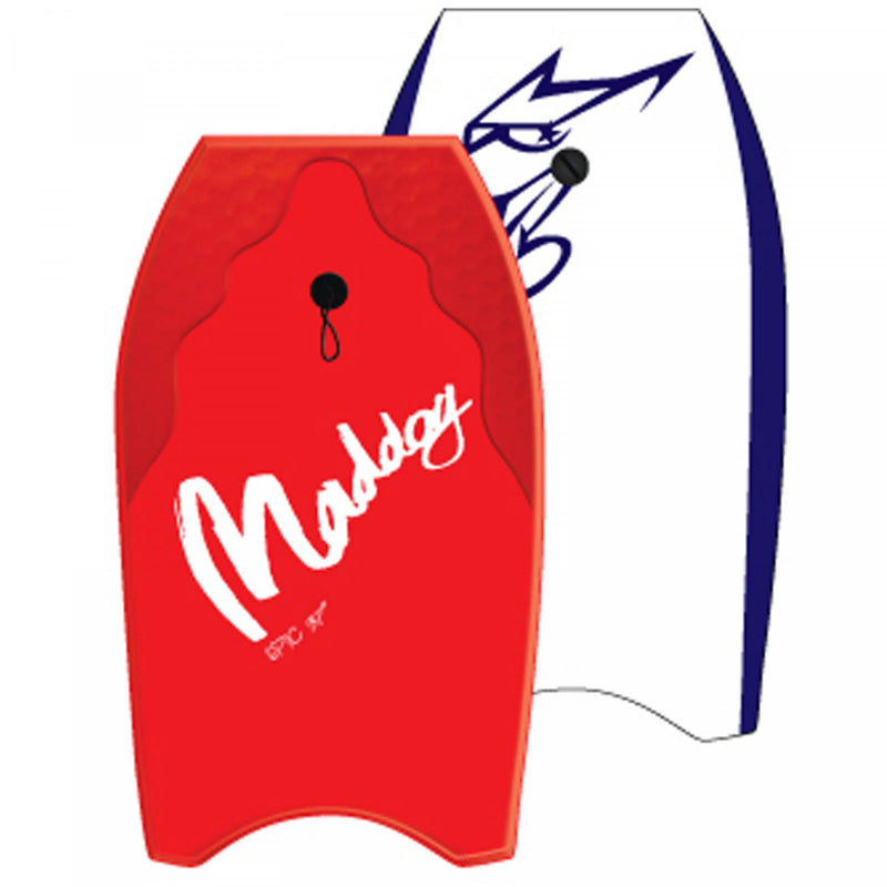 Maddog Epic Bodyboard Assorted