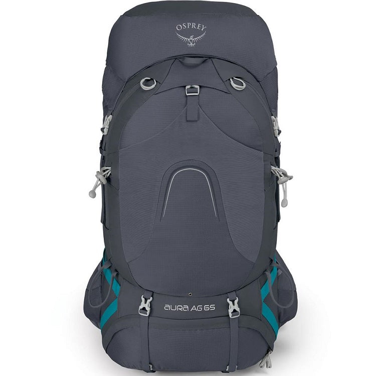 Osprey Aura AG 65 Womens Pack, Vestal Grey – Gearshop NZ cd4938cac8