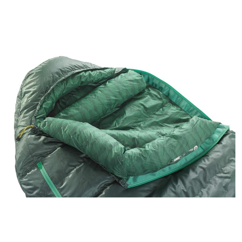 Thermarest Questar 0° C Backpacker Sleeping Bag, Balsam