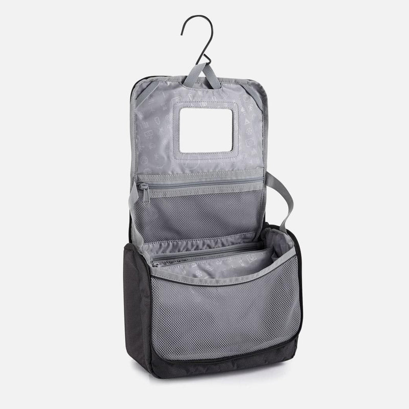 Lowe Alpine Compact Wash Bag, Small, Anthracite