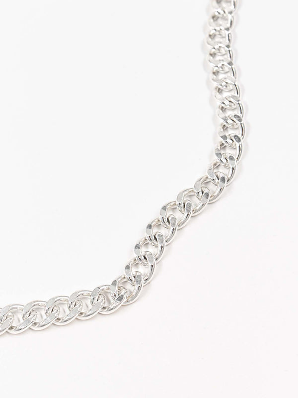 CUBAN CHAIN SILVER