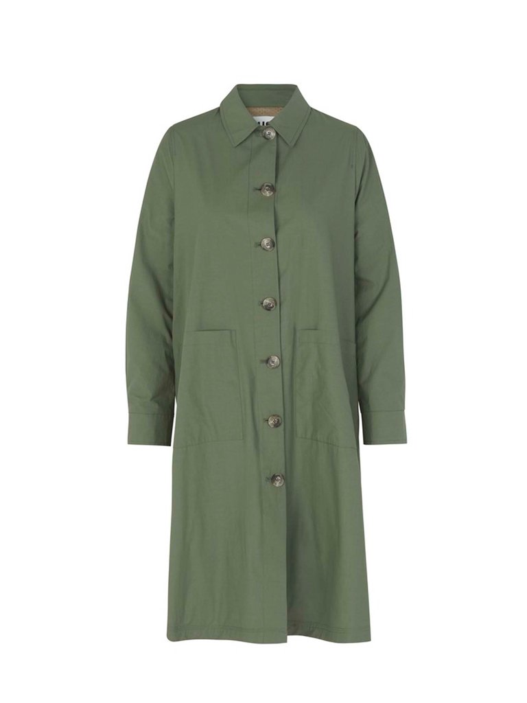 NANITA TRENCH COAT