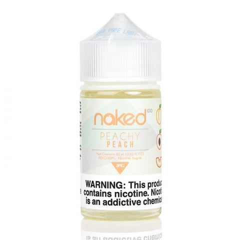 Naked 100 - Peachy Peach