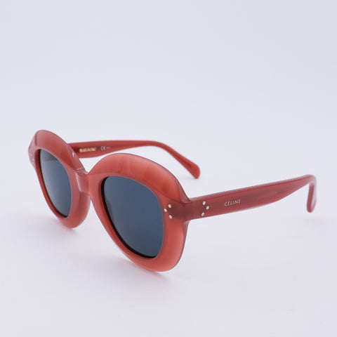 Round Acetate Sunglasses
