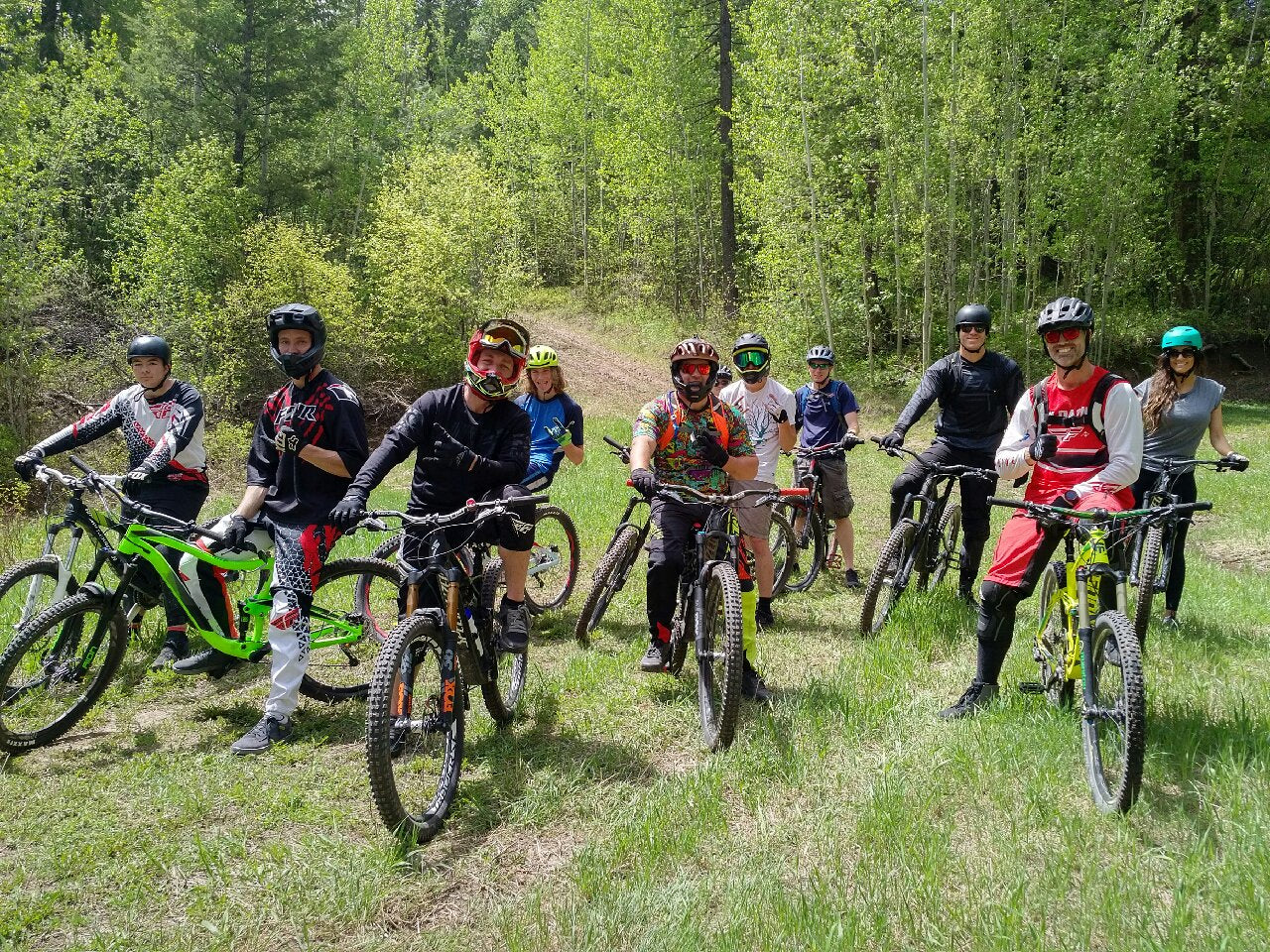 Bike Park Season Pass - Early Bird Discount