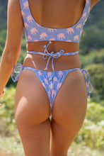 Load image into Gallery viewer, Rhea Bikinis Ohia Bottom Summer Rain