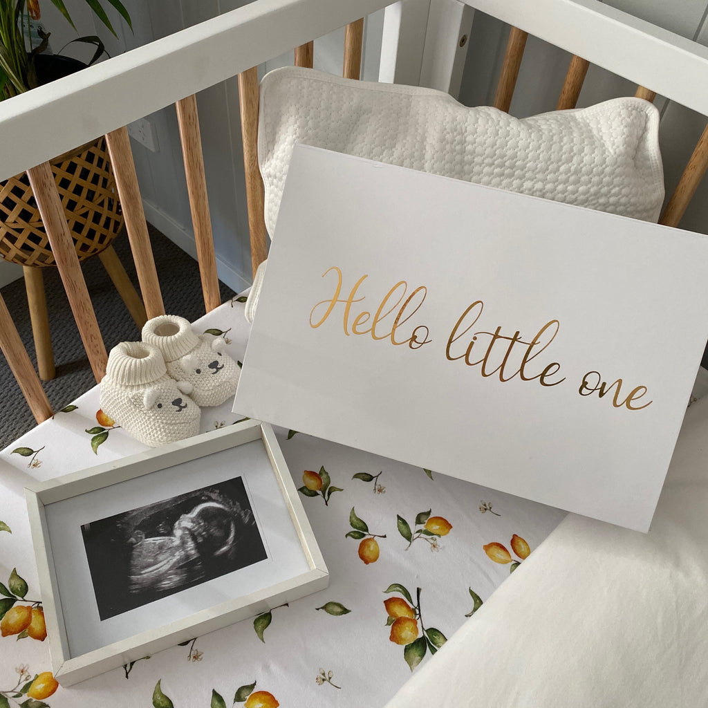 Hello Little One . . Gift Box