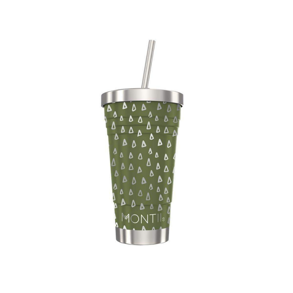 MontiiCo - Original Smoothie Cup [Olive]