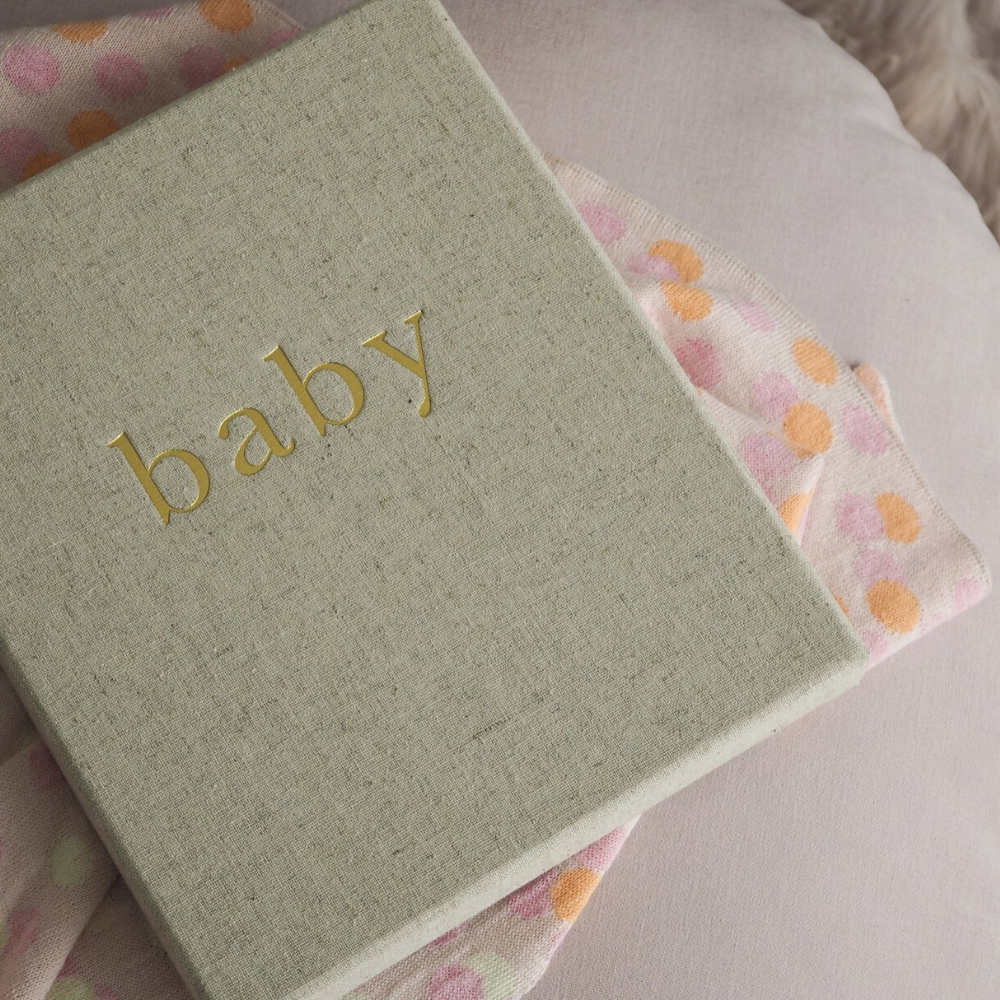 Baby 'First Year of You' - Journal