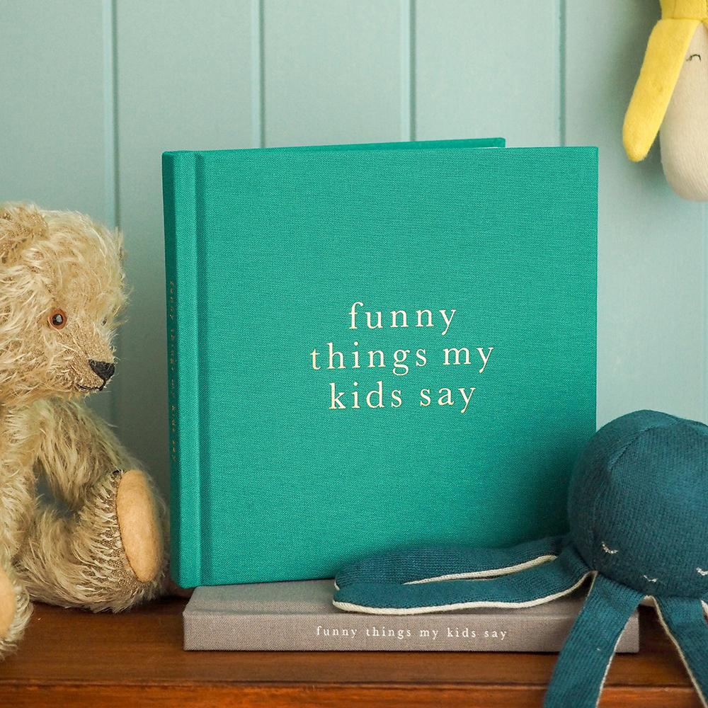 Funny Things My Kids Say - Journal