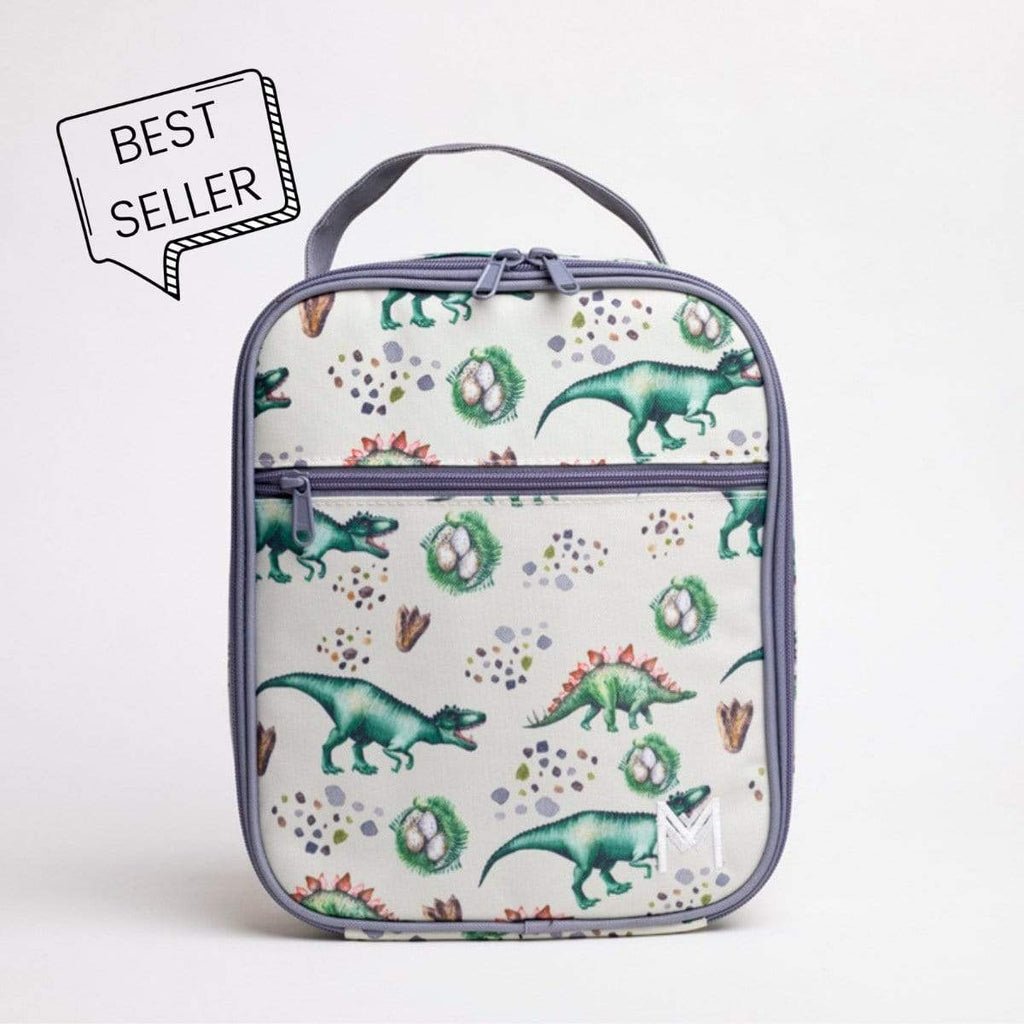 MontiiCo - Insulated Lunch Bag [Dinosaur]