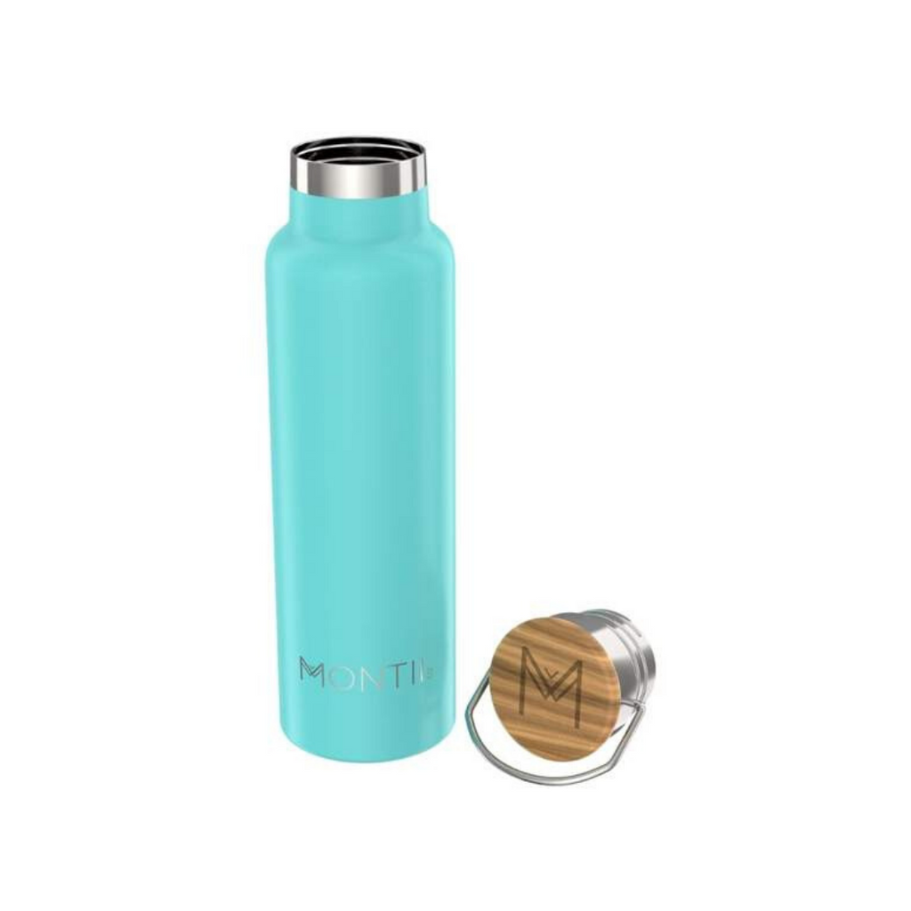 MontiiCo - 600ml Original Drink Bottle [Teal]