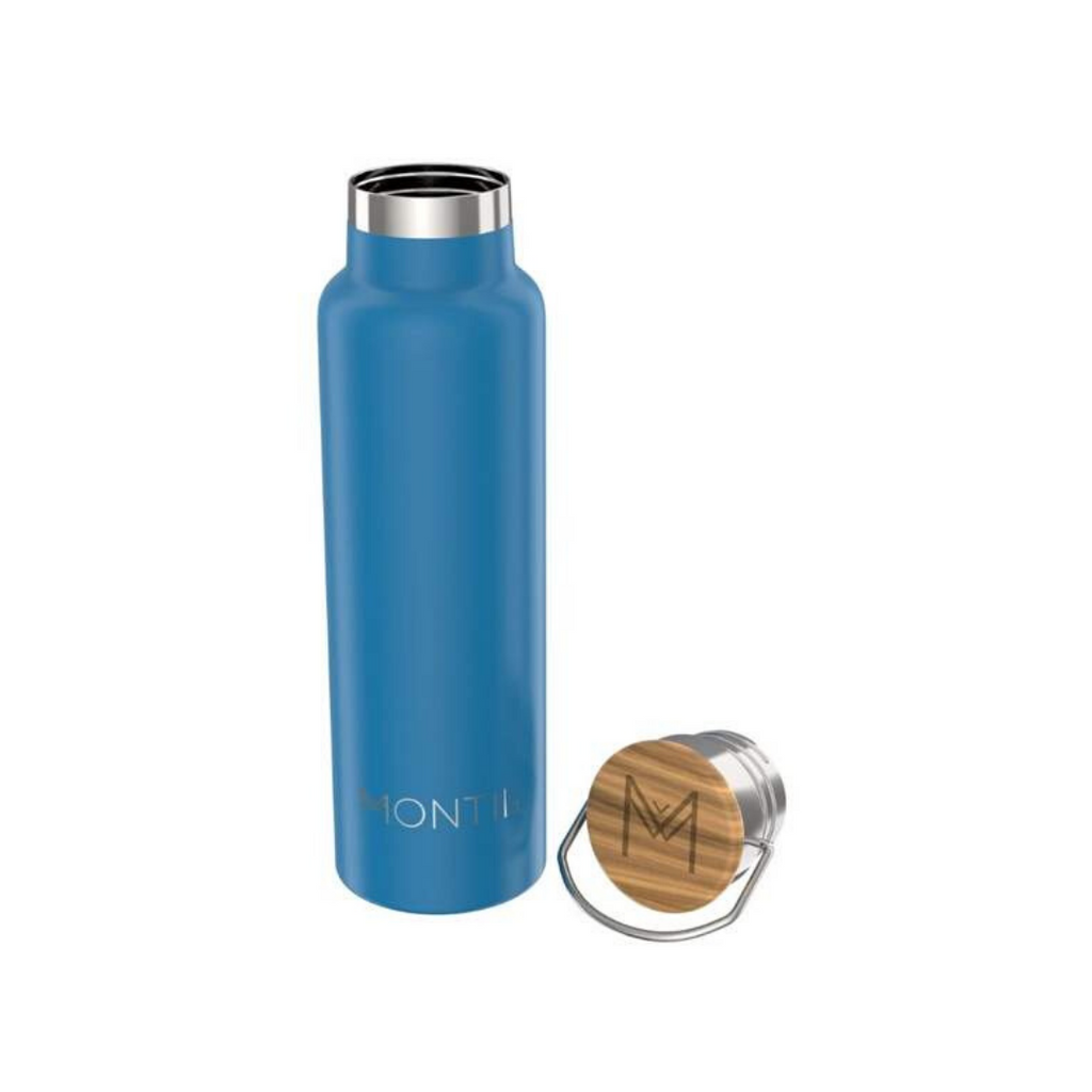 MontiiCo - 600ml Original Drink Bottle [Royal Blue]