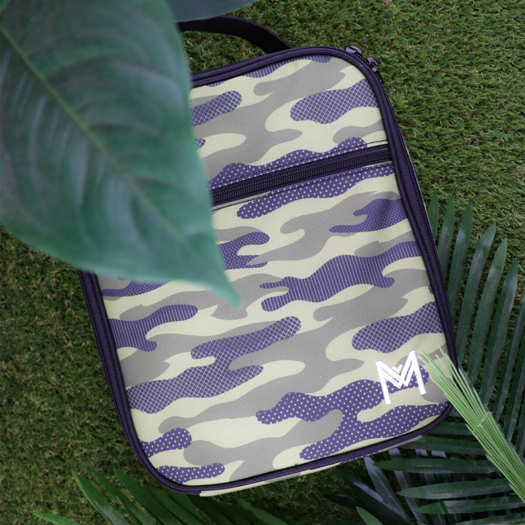 MontiiCo - Insulated Lunch Bag [Camouflage]