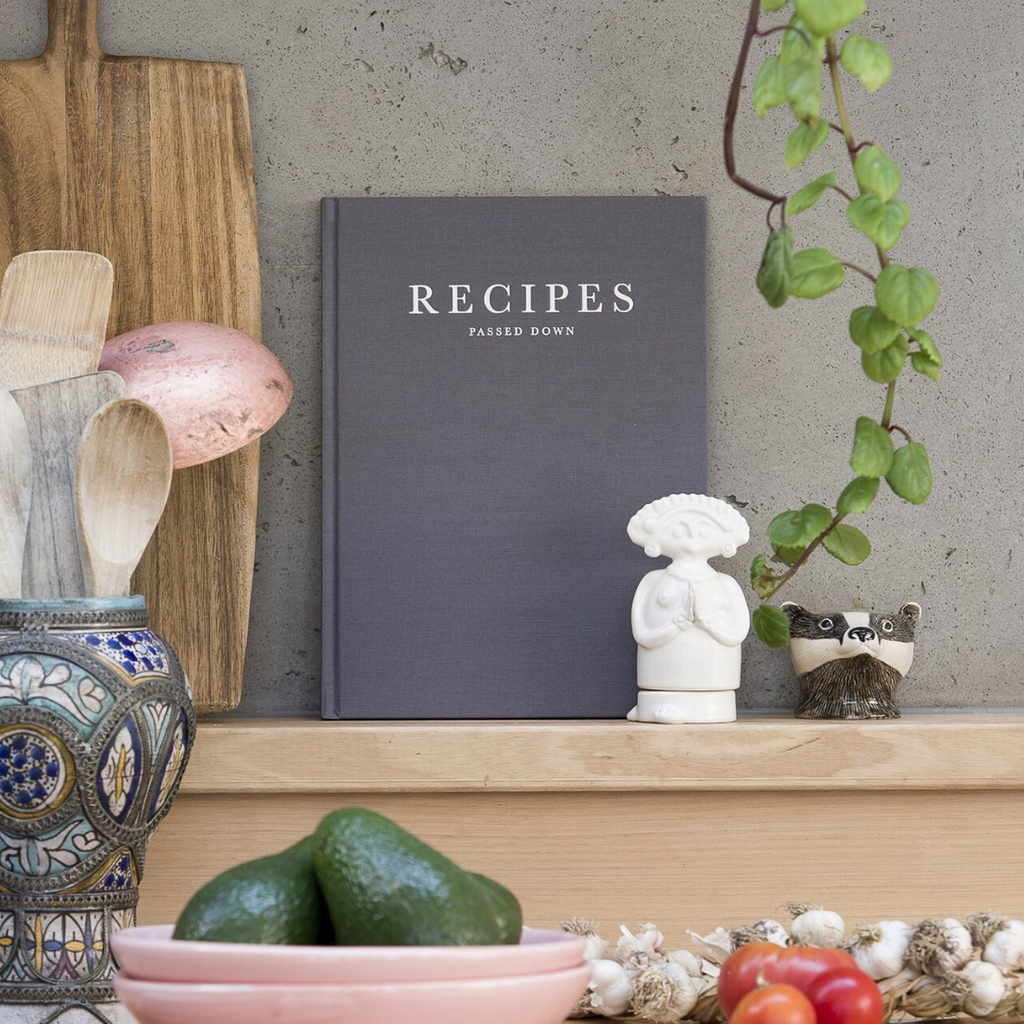 Recipes Passed Down - Journal