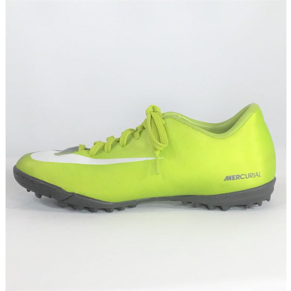 Nike Lime Green Soccer/Football Shoes  (size 6.5 youth; 39)