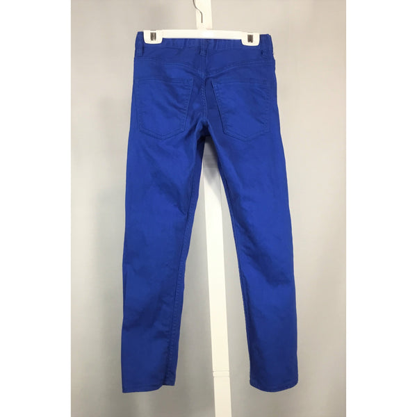 H & M Royal Blue Jeans - size 9 to 10 years