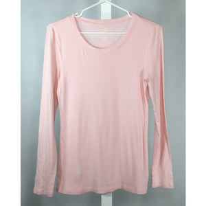 Gap Long Sleeve Pink T-shirt - Discoveries size S
