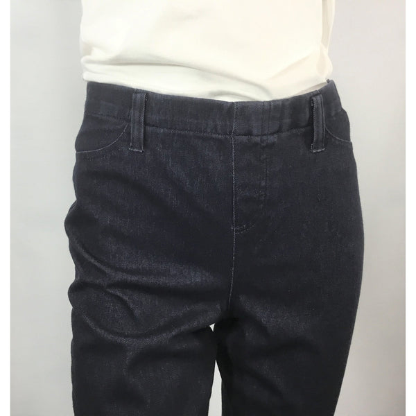George dark denim jeggings