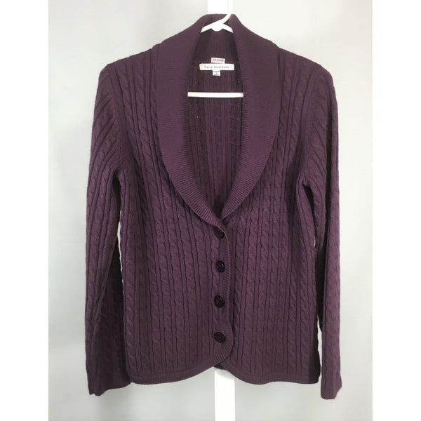 Mercer Street Studio Purple Cardigan - Discoveries size M, L