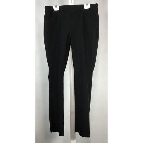 Northern Reflections Pull On Black Pants - Discoveries size M